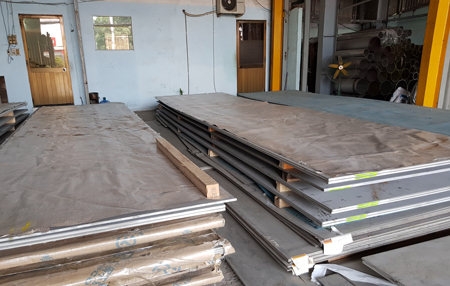 Stainless Steel-Sheet 304 No.1, hot rolled