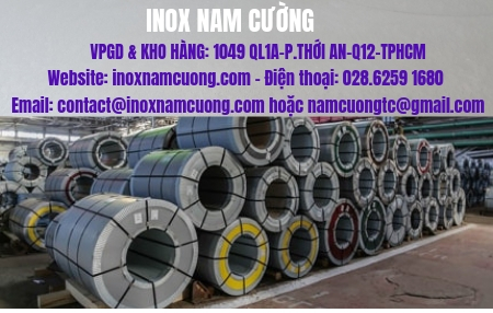 304 stainless steel coil - 2B